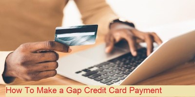 How To Make a Gap Credit Card Payment