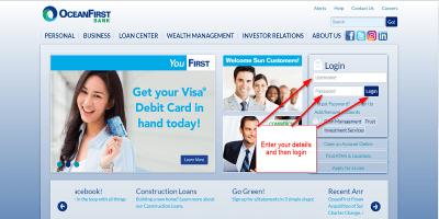 OceanFirst Bank Login: How To Login, Pay Bills Online