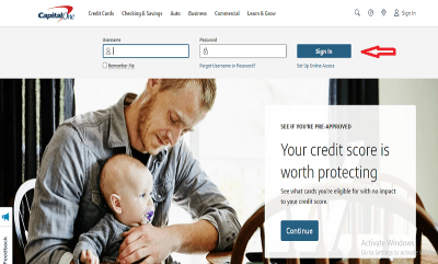 Capital One Login: How To Manage Capital One Bank Account