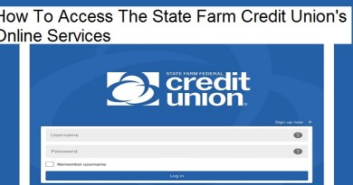 How To Access The State Farm Credit Union's Online Services