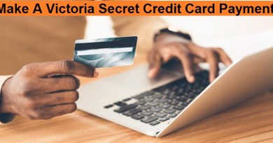 How To Make A Victoria Secret Credit Card Payment Online