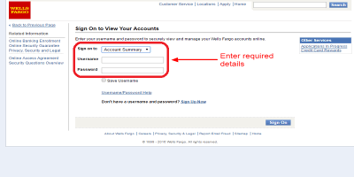 Wells Fargo Credit Card Login: How To Login, Pay Bills Online