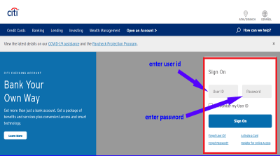 Citicards Login: How To Manage Your Citi Credit Card Online