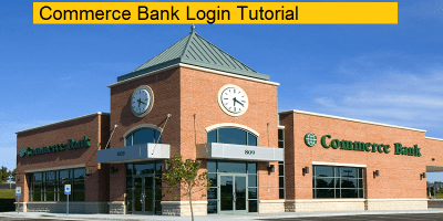 How To Access And Manage Your Commerce Bank Login