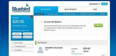 Bluebird Card Login | Bluebird Registration &  Customer Service