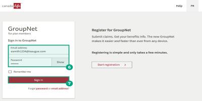 Canada Life GroupNet Login | Register for GroupNet