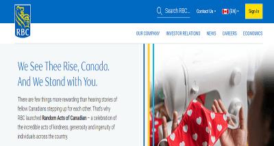 RBC Online Banking Sign In | Enrollment & Customer Service