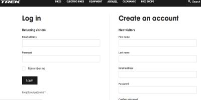Trek Credit Card Login | Trek Credit Card  Payment Options