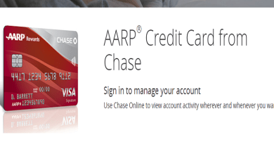 AARP Chase Login