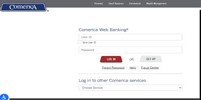 Comerica Credit Card Login | Pay Bills | Card Activation