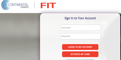 FIT Credit Card Login | How to Make a FIT Credit Card  Payment
