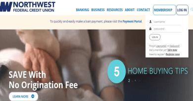 Northwest Federal Credit Union Process