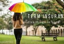 Term Life Insurance Policy – five things to know