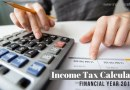 Easy Income Tax Calculator – FY 2018-19 (AY 2019-20)