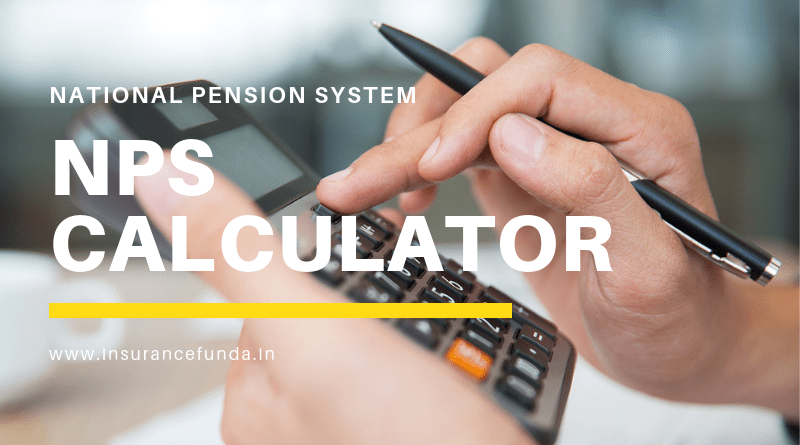 NPS Calculator National Pension System and Scheme