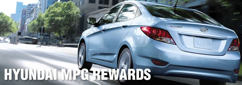 Activate Hyundai MPG Rewards Card