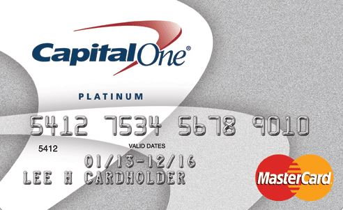 Activate New Capital One Card