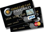 Activate Your Global Cash Card