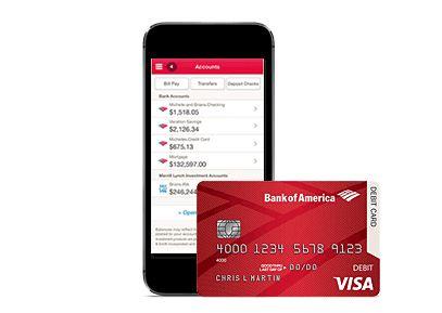 Bank of America credit card login - www.bankofamerica.com