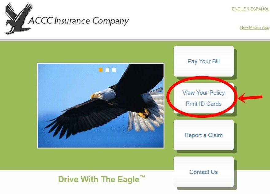 ACCC Insurance Login
