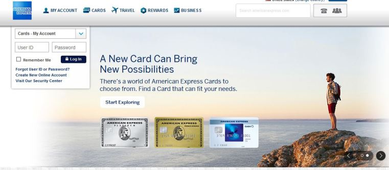 Activate American Express Credit Card