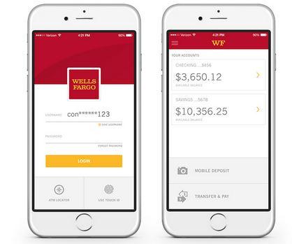 Wells Fargo Mobile Banking App Download