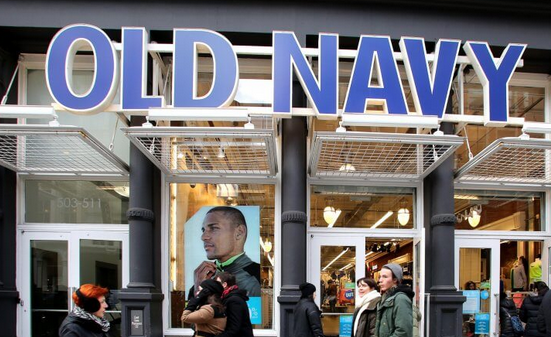 Old Navy Credit Card Payment