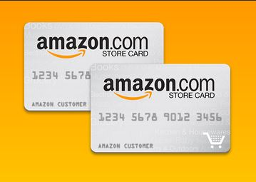 Amazon.com Store Card Payment