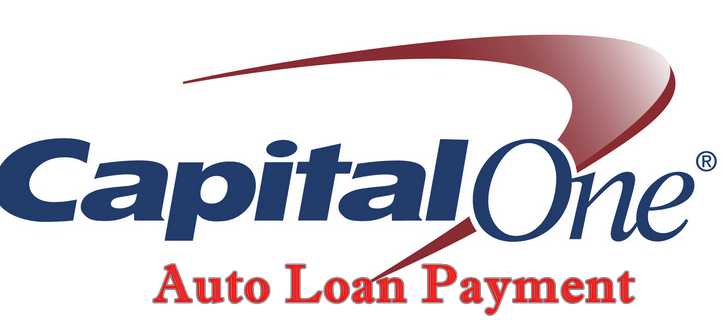 Capital One Auto Loan Payment