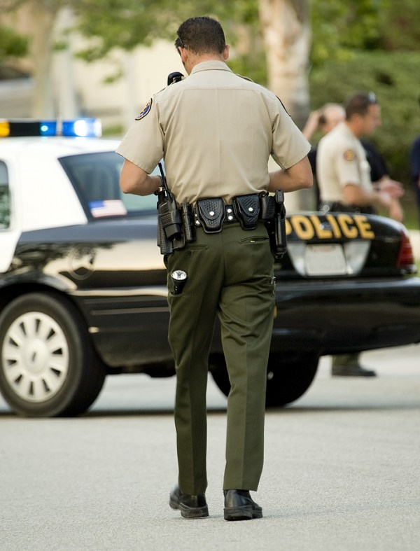 Law Enforcement Officers 3 Times More Likely to Be Injured ...