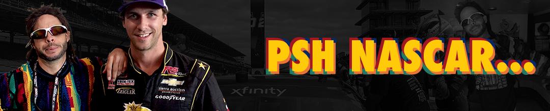 Insurance King invites Ed Bassmaster to a NASCAR race