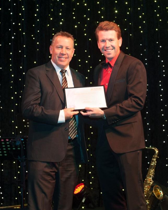 Ausure Awards Finalist 2014 Fastest Growing Branch 2014