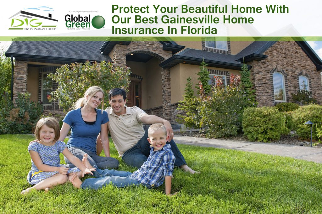 Gainesville Home Insurance In Florida