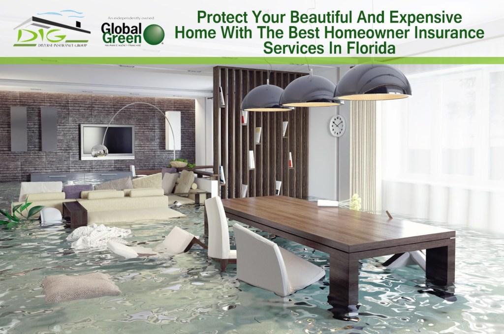 Protect Your Beautiful And Expensive Home With The Best Homeowner Insurance Services In Florida