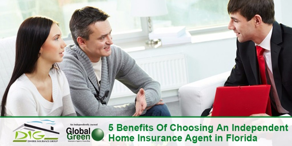 5 Benefits of Choosing an Independent Home Insurance Agent in Florida