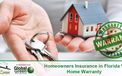 Homeowners Insurance in Florida Vs Home Warranty
