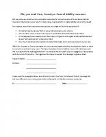 CCC Rejection