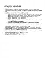 Dwelling Coverage Enhancement Summary