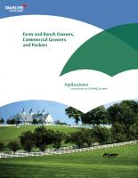 Farm and Ranch Brochure