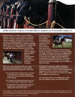 StarNet Equine Liability Flyer
