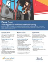 AG FL 9017 1018 – Loss Control – Driving Safe
