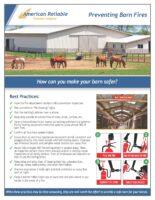 Loss Control – Preventing Barn Fires