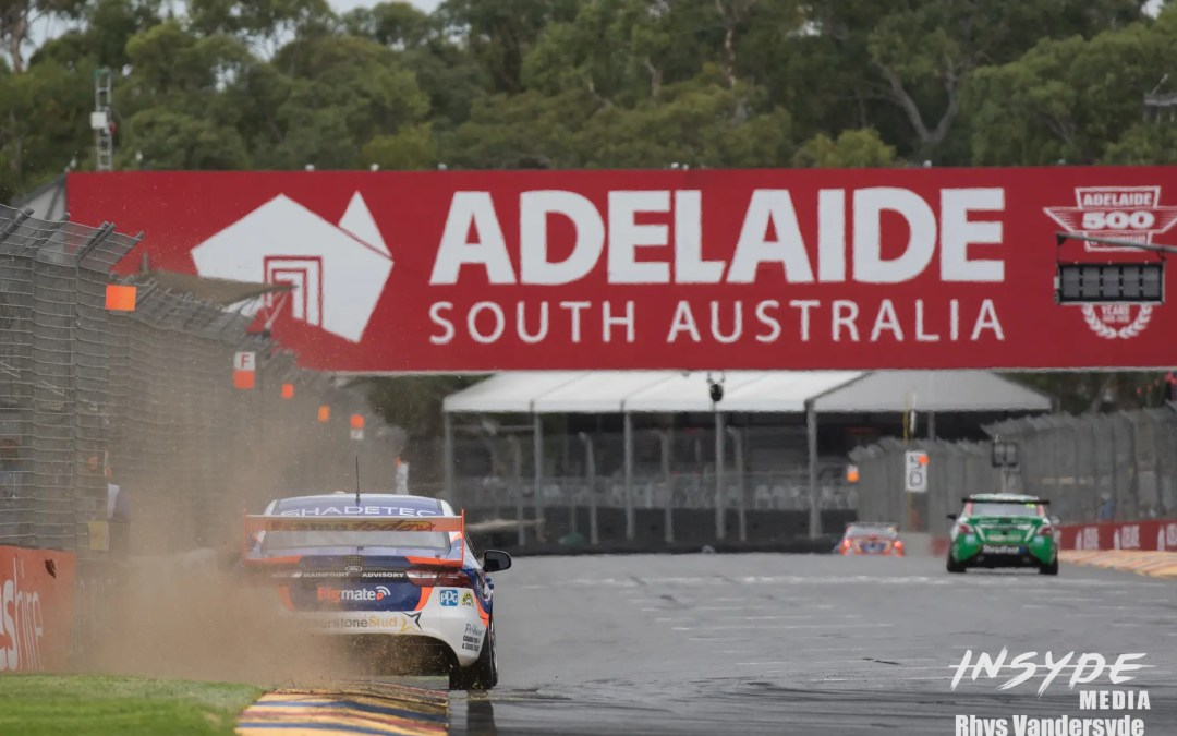 Photo Gallery: Supercars Adelaide 500 2018