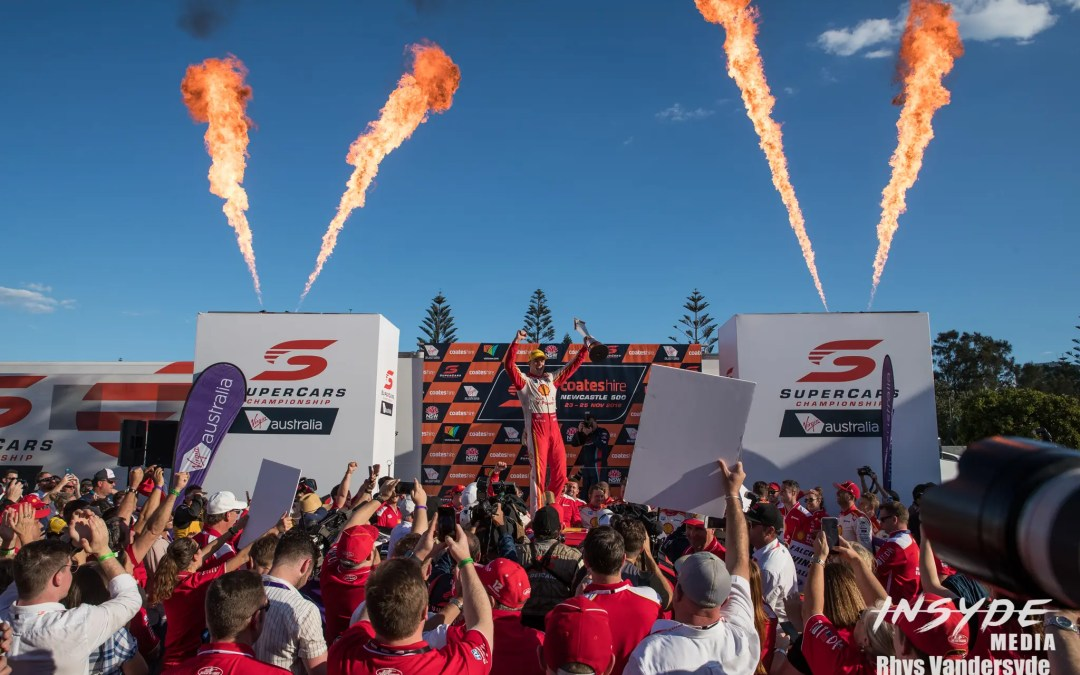 Photo Gallery: Supercars Newcastle 500 2018