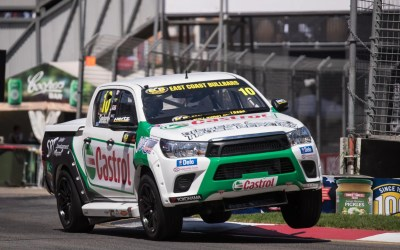 Positive start to SuperUtes campaign for Mick Sieders – Press Release