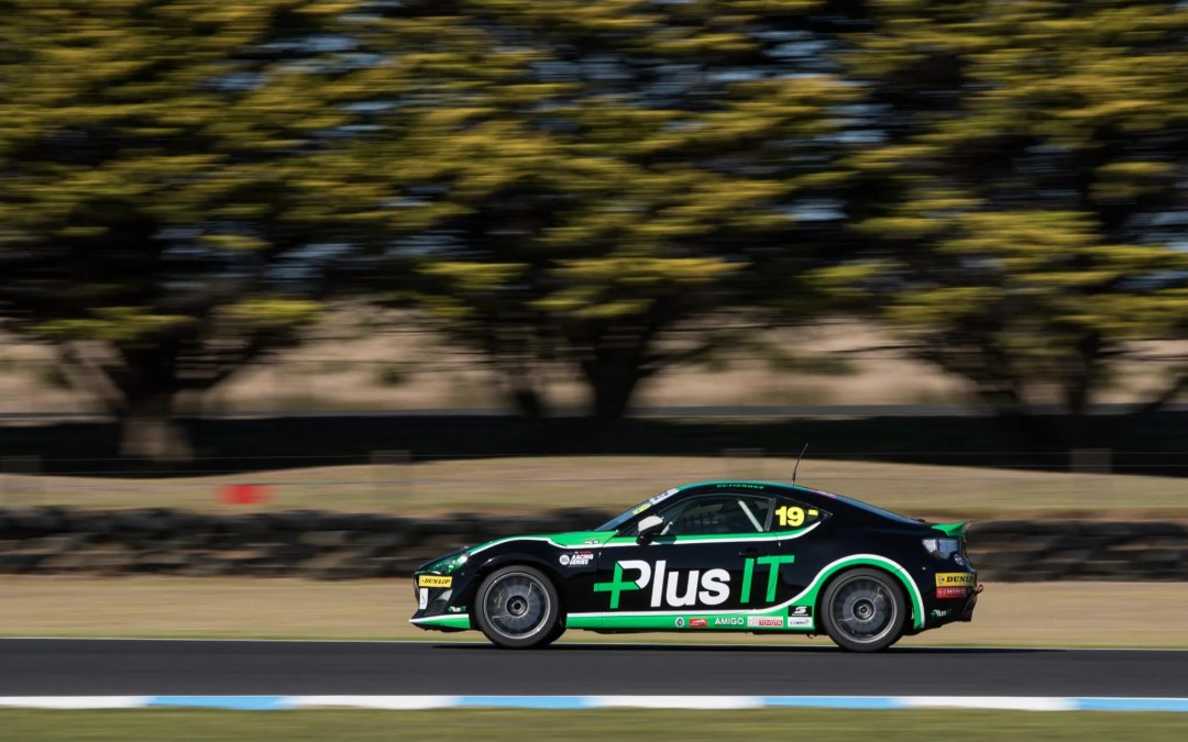 Difficult start to Toyota 86 Series for George Gutierrez – Press Release
