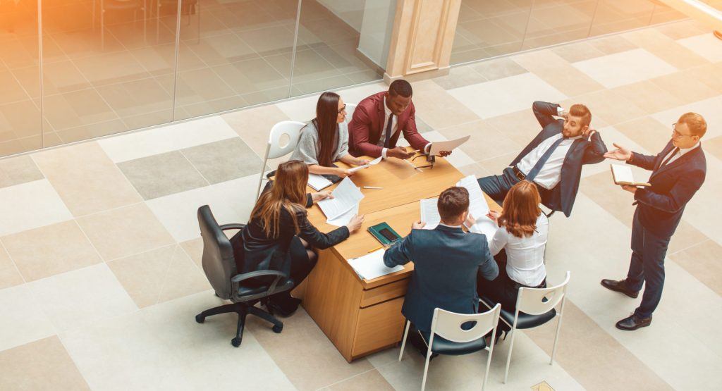 services Opportunities for Accounting and Financial team meeting image