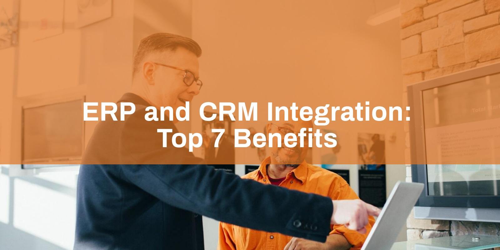 ERP CRM Integration