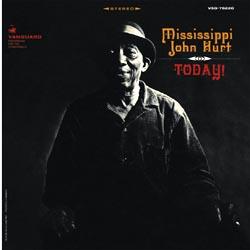 Mississippi John Hurt – Today