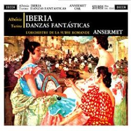 Albeniz – Iberia Turina – Danzas Fantasticas